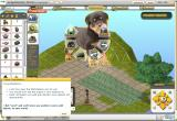 Metaplace Browser Growing my newly-bought puppy until it will expel every intruder at first sight.