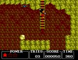 Castle of Illusion starring Mickey Mouse SEGA Master System Going up.