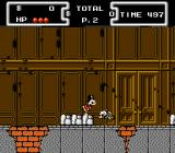 Disney's DuckTales NES Uncle Scrooge in Transylvania...watch out those bones!
