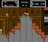 Disney's DuckTales NES Scrooge gets some help.