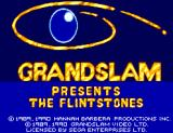 The Flintstones SEGA Master System Grandslam Presents The Flintstones