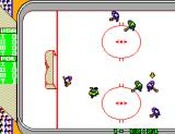 Great Ice Hockey SEGA Master System Great Ice Hockey