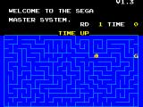 SEGA Master System (included games) SEGA Master System Snail Game Time Up