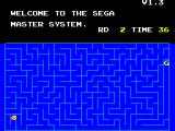 SEGA Master System (included games) SEGA Master System Snail Game Round 2