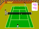 Super Tennis SEGA Master System Play