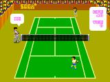 Super Tennis SEGA Master System In