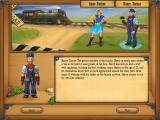 Westward IV: All Aboard Windows The main characters