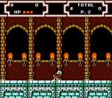 Disney's DuckTales 2 NES Old castles are back in the second game.