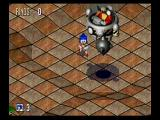 Sonic 3D Blast SEGA Saturn First Stage Boss