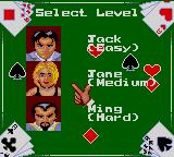 Poker Face Paul's Gin Game Gear Difficulty