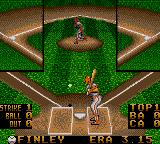 R.B.I. Baseball '94 Game Gear Caught looking