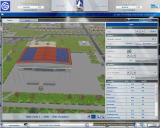Heimspiel: Handballmanager 2008 Windows The stadium and its environment (demo version)
