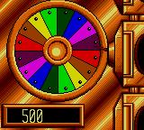 Wheel of Fortune: Featuring Vanna White Game Gear Spin