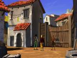 "Gold and Glory: The Road to El Dorado Windows ""I wonder what's behind that door!"""