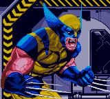 X-Men: Gamesmaster's Legacy Game Gear Wolverine