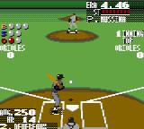 World Series Baseball '95 Game Gear This game lets both teams be the same team.