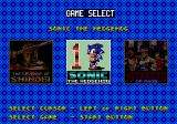M6 Genesis Sonic The Hedgehog