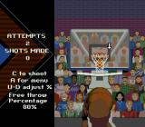 NCAA Final Four Basketball Genesis Free Throw