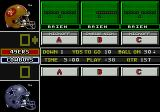 NFL '95 Genesis Play Choice