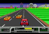 RoadBlasters Genesis Easy Course