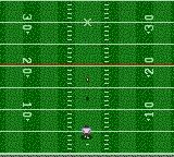 NFL Quarterback Club 96 Game Gear Receiving the Kick Off