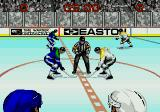 Wayne Gretzky and the NHLPA All-Stars Genesis Face-off
