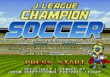 J.League Champion Soccer Genesis Title
