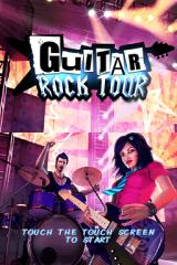 Guitar Rock Tour Nintendo DS Title screen.