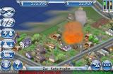 SimCity iPhone A tornado hit my city.
