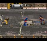 Street Hockey '95 SNES Rush is a timed game