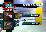 NHL 97 SEGA Saturn Team Select