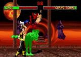 Mortal Kombat II SEGA Saturn Shadow kick interrupted again