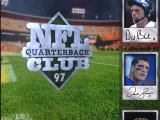 NFL Quarterback Club 97 SEGA Saturn Title