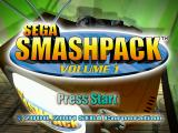 Sega Smash Pack: Volume 1 Dreamcast Title