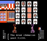 Yo! Noid NES Noid playing pizza eating contest.