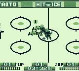 Hit the Ice: The Video Hockey League Game Boy They have knocked both of us to the ice.