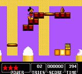 Castle of Illusion starring Mickey Mouse Game Gear Door 3