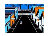 Donald Duck's Playground TRS-80 CoCo The main street
