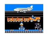 Donald Duck's Playground TRS-80 CoCo Make sure luggage gets to the correct destination