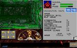 Eye of the Beholder Amiga Character info