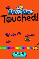 WarioWare: Touched! Nintendo DS Title