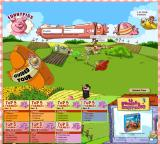 Funnypigs Browser Login screen