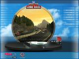 18 Wheels of Steel: American Long Haul Windows Main menu with a graphic but...maybe I should look for an update?
