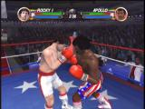 Rocky Xbox First fight with Apollo Creed.