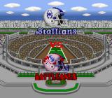 Football Fury SNES The matchup