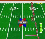 Football Fury SNES Kick off