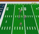 Football Fury SNES Caught the ball