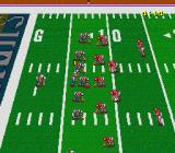 Football Fury SNES On offense