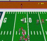 Football Fury SNES Running with the ball
