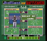Football Fury SNES Delay of game